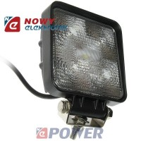 Lampa LED halogen 5x3W 10-30V IP68 Epistar led car  kwadrat