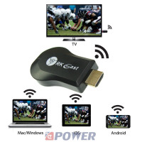 ANYCAST RK3036 256MB H.265 1.2GHz Miracast,Dongle, AirPlay, AnyCast